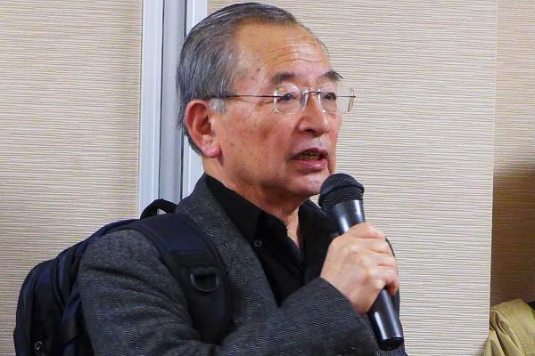 岩田鐡夫ささん